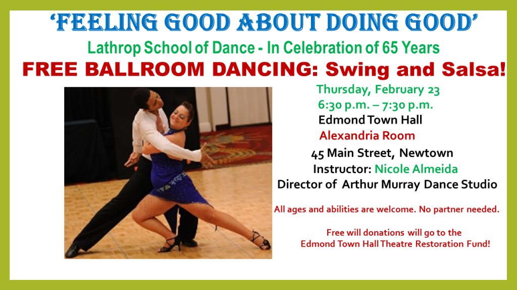 Free Ballroom Dancing