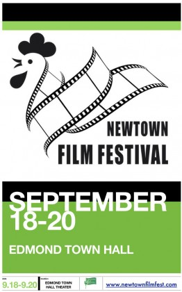 The inaugural Newtown Film Fest (NFF) will bring shorts, documentaries, animation and features to Edmond Town Hall Theatre for three days in September. A Newtown Arts Festival event, all screenings during the inaugural NFF will be free of charge.